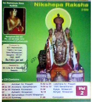 Nishepa Raksha 2 Vols